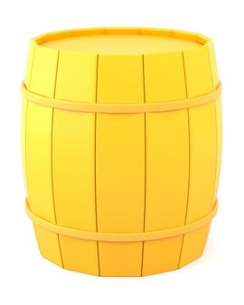 Barril amarelo