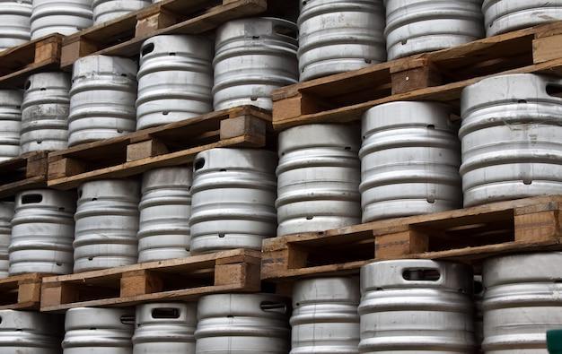 Barris de cerveja