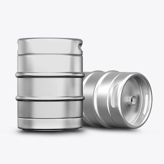 Barris de renderização 3d