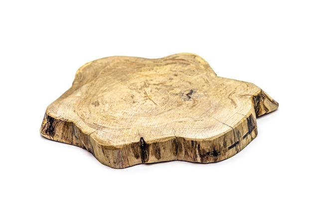 Base para copos de madeira rústica, fatias de madeira decorativas, pequenas fatias de tronco para decoração