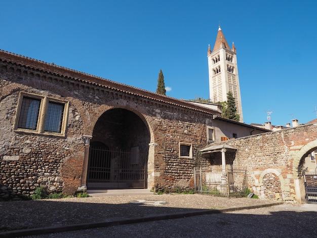 Basílica de san zeno em verona