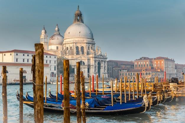 Basílica de santa maria della salud, veneza
