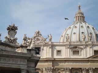 Basílica de são pedro de roma