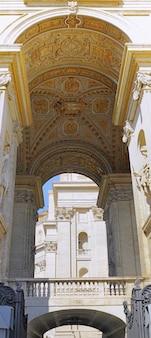 Basílica de são pedro, praça de são pedro, cidade do vaticano, roma