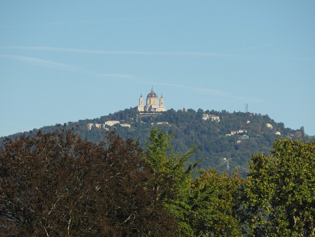 Basilica di superga em torino