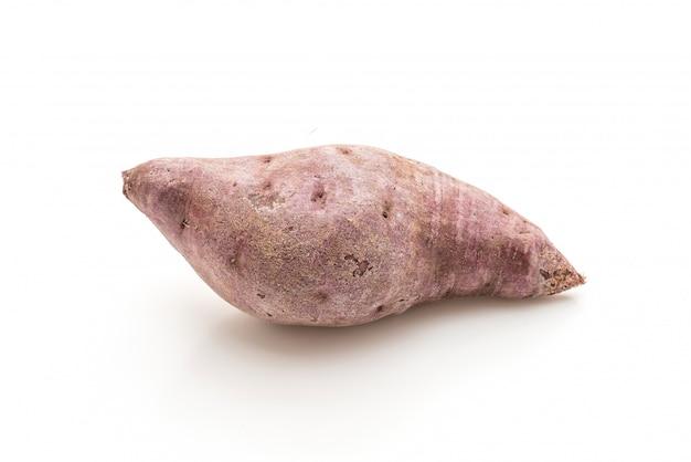 Batata doce roxa