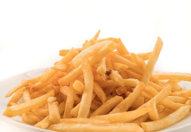 Batatas fritas Foto gratuita