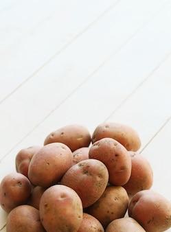 Batatas vermelhas