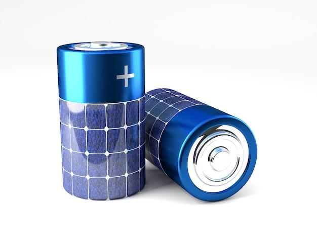 Bateria de energia fotovoltaica
