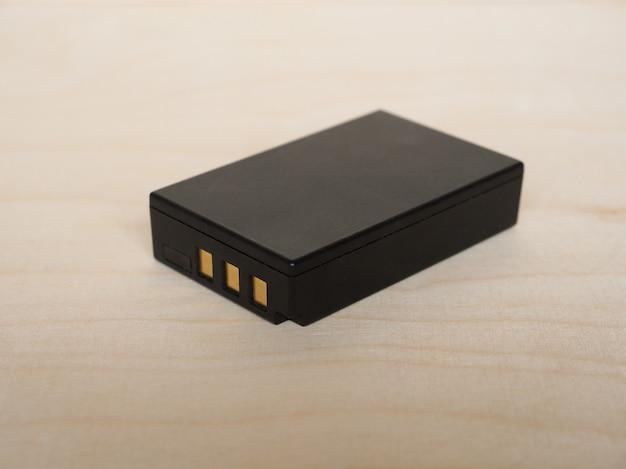 Bateria recarregável de íon de lítio para câmera digital
