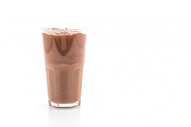 Batidos de chocolate milkshake