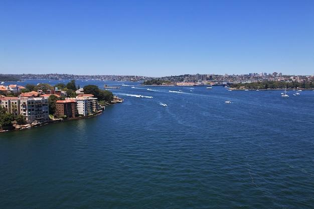 Bay harbor, no coração de sydney, austrália