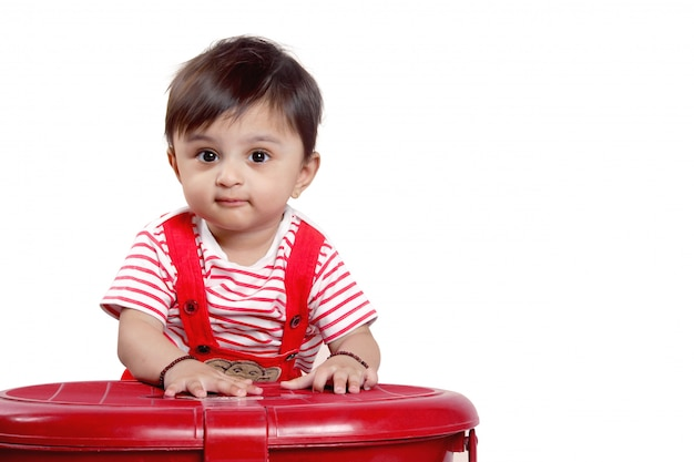 Bebê indiano