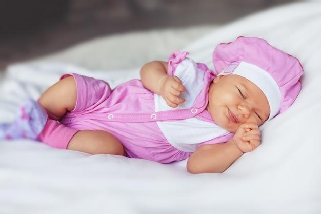 Bebezinho dormindo.