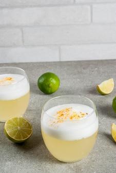 Bebida alcoólica tradicional chilena