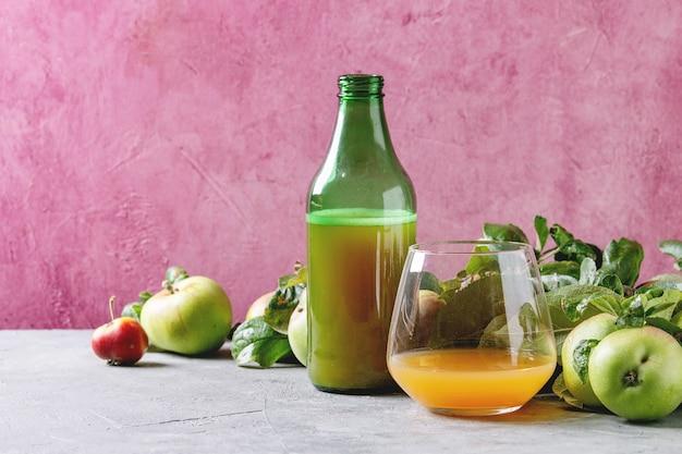 Bebida de sidra de maçã