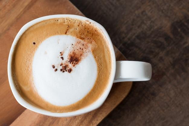 Bebida quente de café