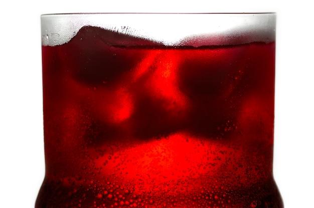 Bebida red soda