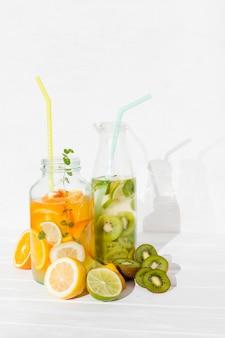 Bebidas frescas caseiras