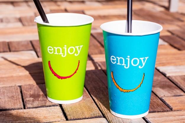 Bebidas para um dia de verão