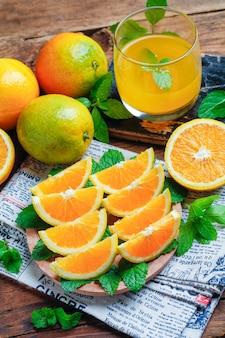 Bebidas refrescantes para todos os dias
