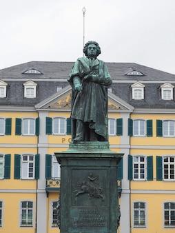 Beethoven denkmal (1845) em bonn