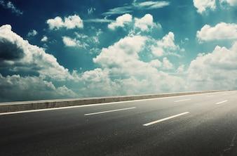 Bela estrada
