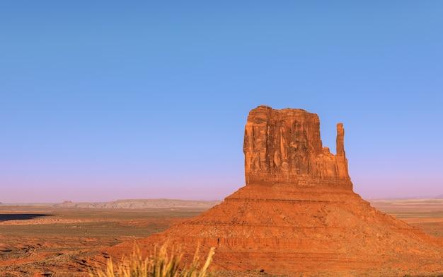 Bela paisagem de monument valley