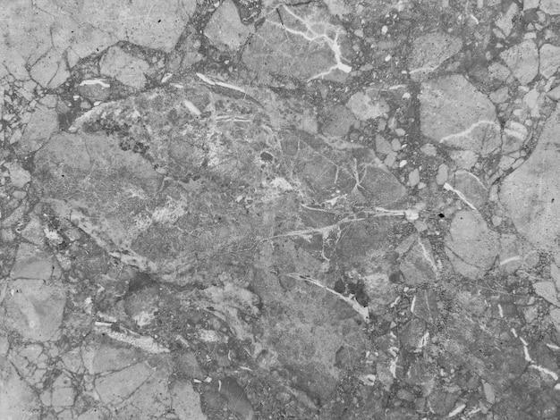 Bela vista da textura de mármore cinza