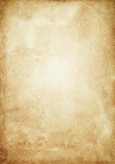 Belas artes de fundo bege, textura de papel velho grunge, textura retro de papel de página