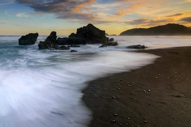Beleza de lampon beach banyuwangi