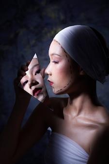Beleza, moda e medicina, cirurgia plástica.
