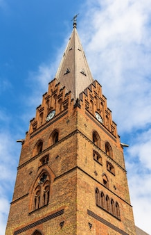 Belfry of st petri cathedral em malmo