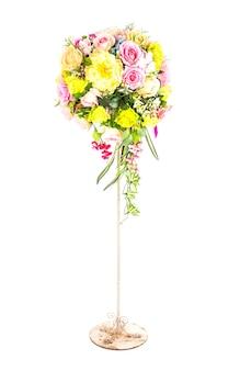 Belo arranjo de flores