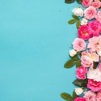 Belo conceito floral para o dia dos namorados