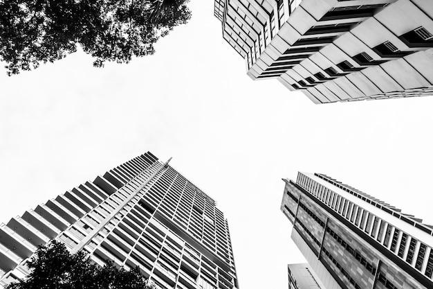 Belo edifício de arquitetura