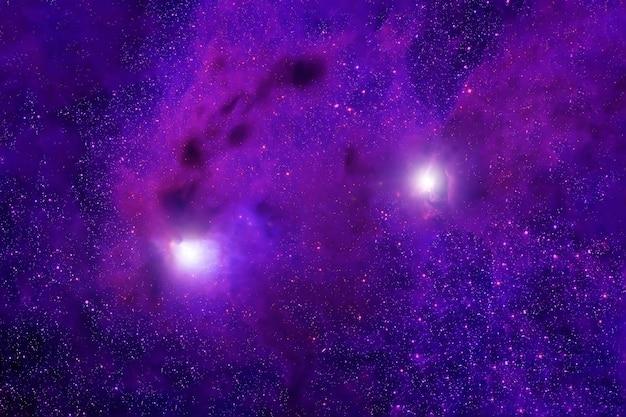 Belo espaço, nebulosa de cor. os elementos desta imagem foram fornecidos pela nasa. para qualquer propósito.