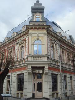 Belo prédio antigo