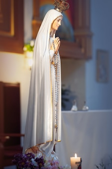 Bem-aventurada virgem maria