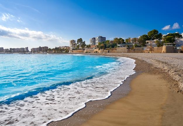 Benicassim els terrers praia playa castellon