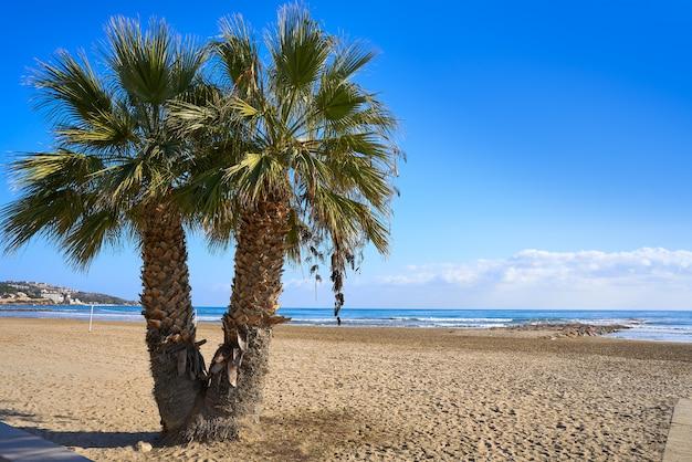 Benicassim torre sant vicent praia playa
