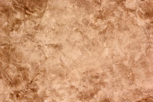 Betume de superfície de cimento, estilo cru.