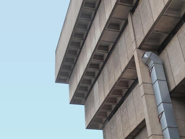 Biblioteca central em birmingham