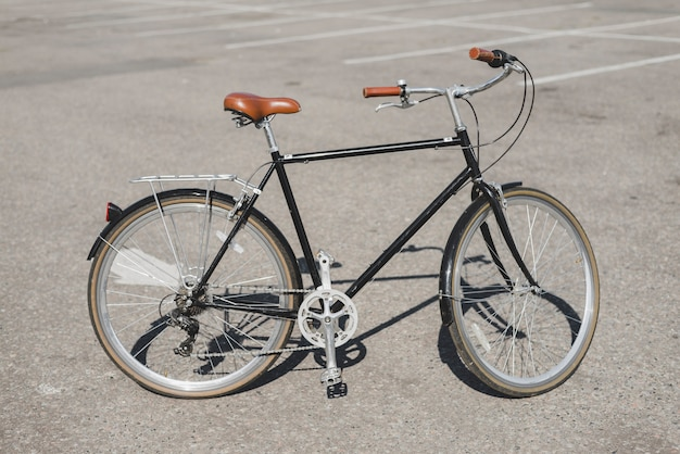 Bicicleta na rua