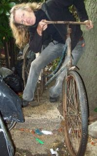 Bicyclette somme pré guerra - w ciclo de somme, o sufrágio