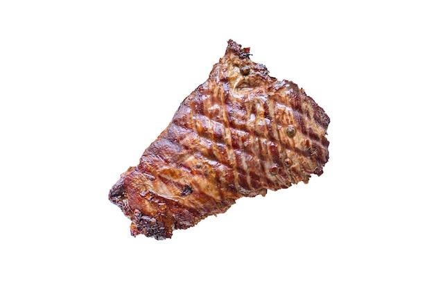 Bife carne grelhada carne grelhada churrasco na mesa refeição saudável lanche cópia espaço comida fundo