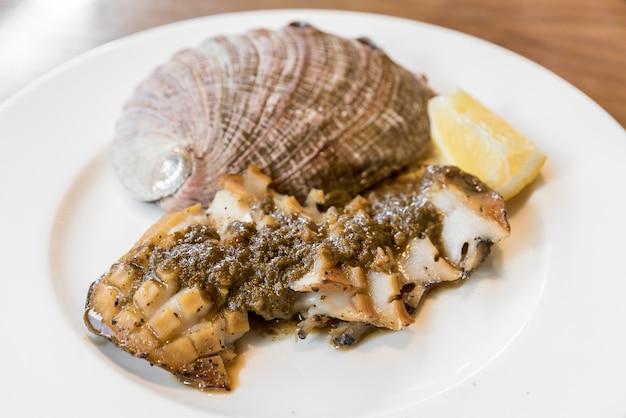 Bife de abalone