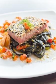 Bife de atum
