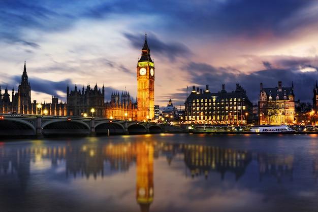 Big ben e casa do parlamento