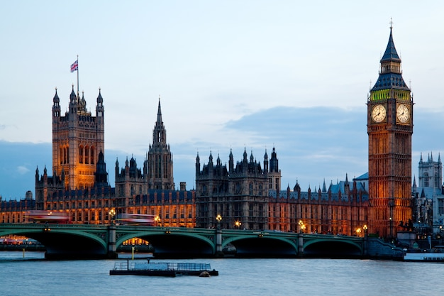 Big ben westminster londres inglaterra